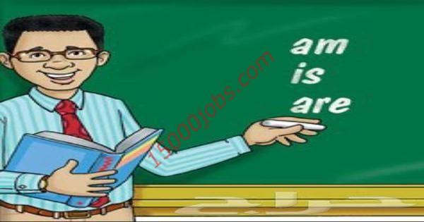 مطلوب معلمين لغة انجليزية