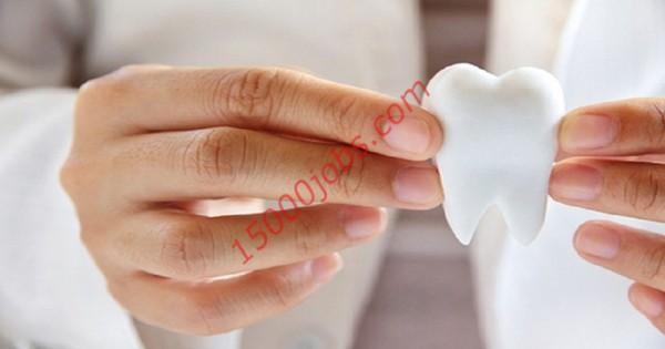 مطلوب أطباء أسنان وأخصائيين تقويم أسنان للعمل بإمارة أبو ظبي