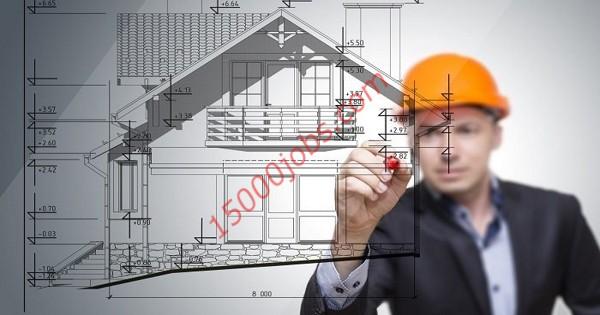 مطلوب مهندسين تصميم داخلي لشركة مقاولات رائدة بالكويت