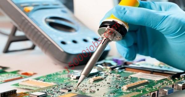 مطلوب فنيين الكترونيات للعمل في شركة كبرى بالبحرين