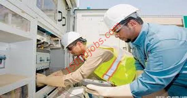 وظائف شركة مقاولات كهرباء كبرى في قطر لعدة تخصصات