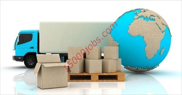 مطلوب تنفيذيين مبيعات وسائقين لشركة شحن بضائع رائدة بالكويت