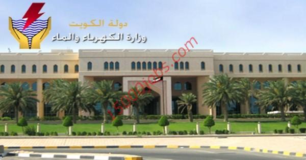 مطلوب فنيين IT كويتيين للعمل في وزارة الكهرباء والماء بالكويت