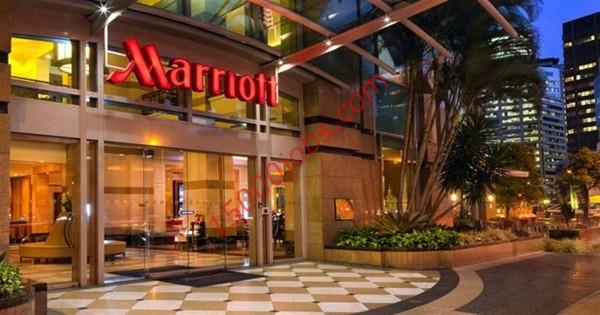وظائف شاغرة لعدة تخصصات في فندق ماريوت بالكويت