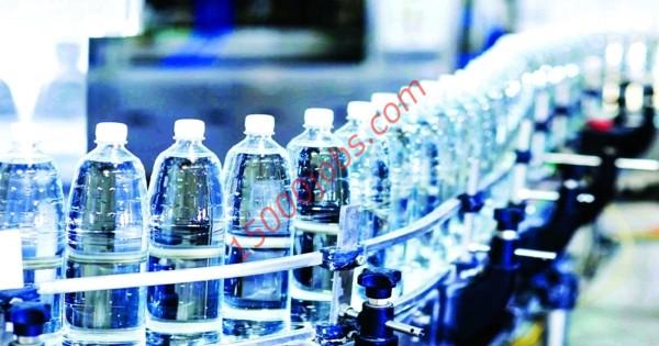 وظائف شاغرة لعدة تخصصات في مصنع مياه جديد بالبحرين