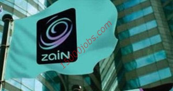 وظائف شركة زين للاتصالات في الكويت لمختلف التخصصات
