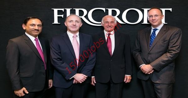 وظائف شركة فيركروفت للبترول في قطر لمختلف التخصصات