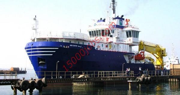 وظائف لمختلف التخصصات بشركة إصلاح سفن رائدة بدبي
