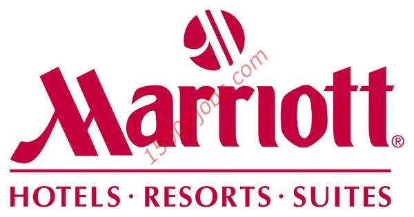 وظائف لمختلف التخصصات في فندق ماريوت بالكويت