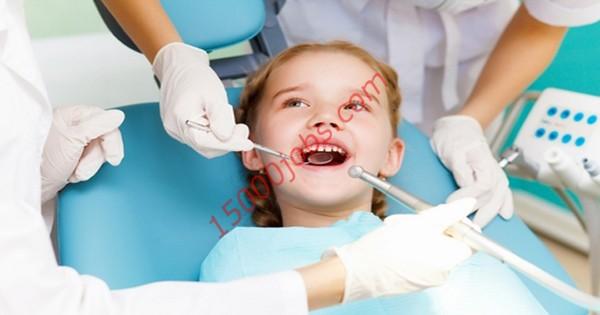 مطلوب أطباء وفنيين أسنان للعمل في مركز طب أسنان بالكويت