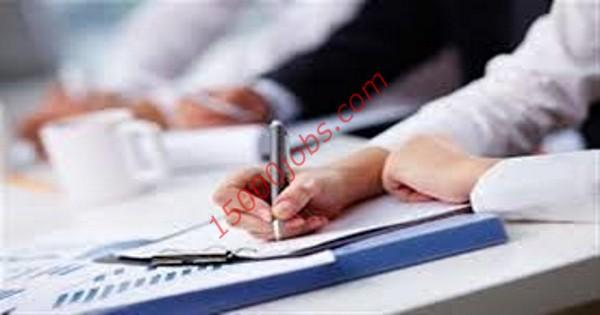 مطلوب إداريين وموظفي سكرتارية واستقبال لشركة قطرية كبرى