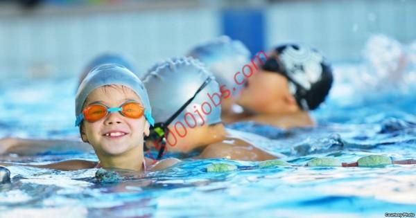 مطلوب مدربين ومدربات سباحة للعمل في أكاديمية سباحة كبرى بالكويت