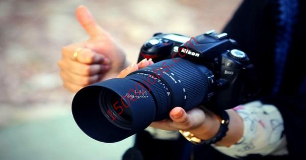مطلوب مصورين فوتوغرافيا للعمل في شركة قطرية كبرى