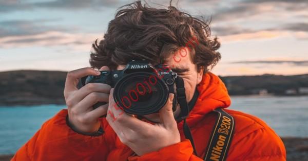 مطلوب مصورين فوتوغرافيا للعمل في مؤسسة قطرية كبرى