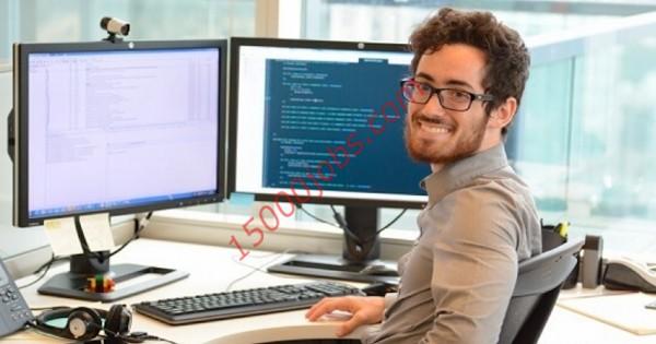 مطلوب مطوري برامج وأخصائيين IT للعمل في شركة قطرية كبرى