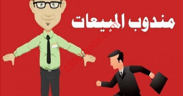مطلوب مندوبين مبيعات لشركة تجارة مواد بناء ودهانات في قطر