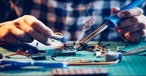 مطلوب مهندسين اتصالات والكترونيات لشركة أنظمة كمبيوتر رائدة بالكويت