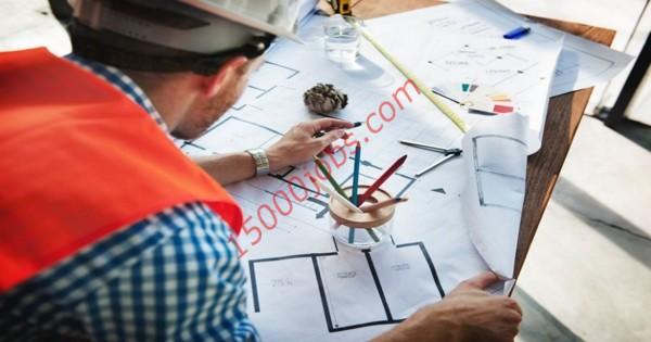 مطلوب مهندسين ديكور للعمل في شركة مقاولات بالكويت