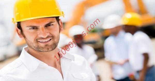 مطلوب مهندسين مدنيين للعمل في شركة تجارة ومقاولات بالكويت