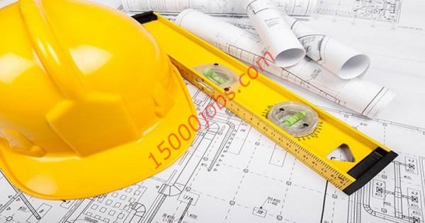 مطلوب مهندسين مدنيين ومبيعات وأخصائي مناقصات للعمل في الكويت
