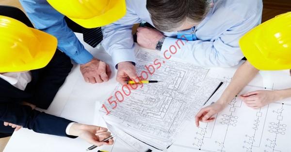 مطلوب مهندسين معماريين ورسامين هندسيين لشركة كويتية