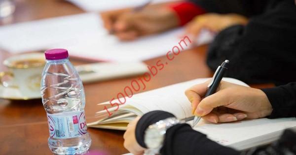 مطلوب موظفي علاقات عامة ومسوقين ومحاسبين لشركة كويتية