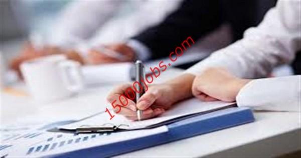 مطلوب إداريين من الجنسين للعمل في شركة كبرى بالكويت