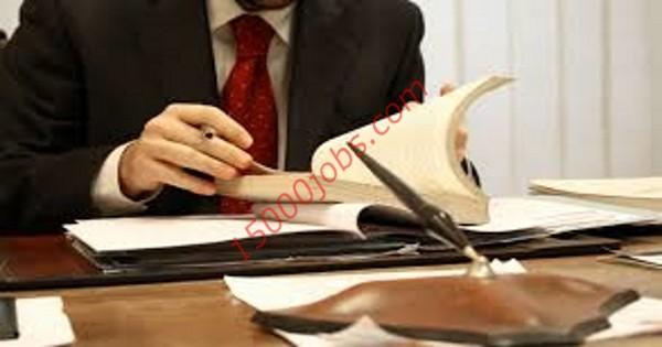 مطلوب محامين كويتيين للعمل في مكتب محاماة مرموق