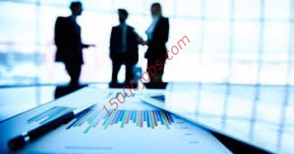 مطلوب موظفي علاقات عامة وتسويق ومحاسبين لشركة كويتية