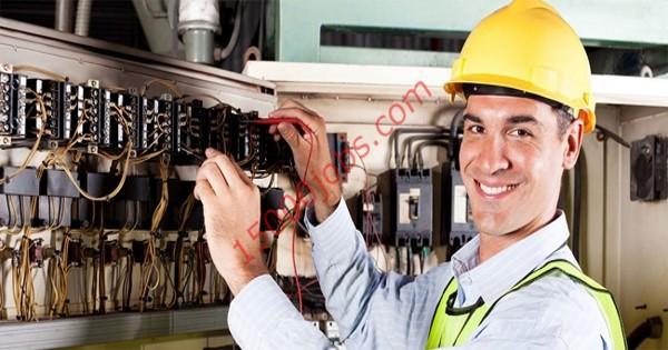 مطلوب 20 فني كهرباء للعمل في شركة مقاولات مرموقة بالبحرين