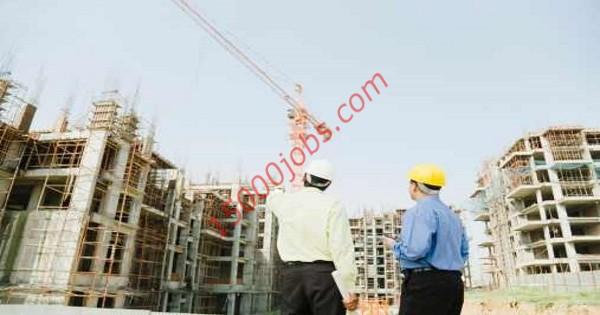 وظائف شركة مقاولات رائدة في قطر لمختلف التخصصات