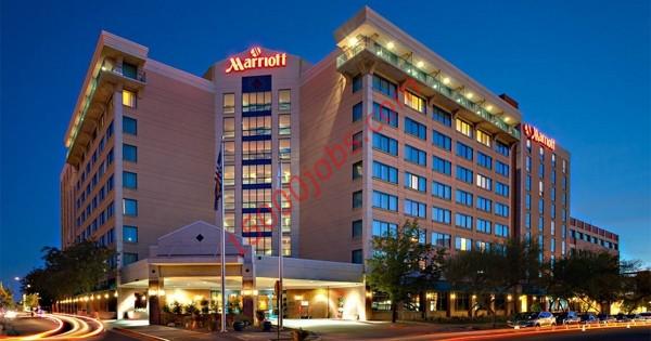 وظائف مجموعة فنادق ماريوت بالدوحة لمختلف التخصصات