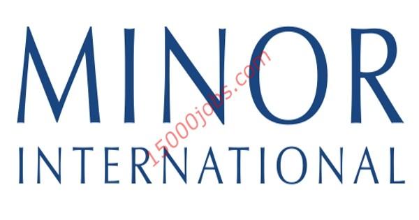 وظائف مجموعة فنادق Minor العالمية في قطر لمختلف التخصصات
