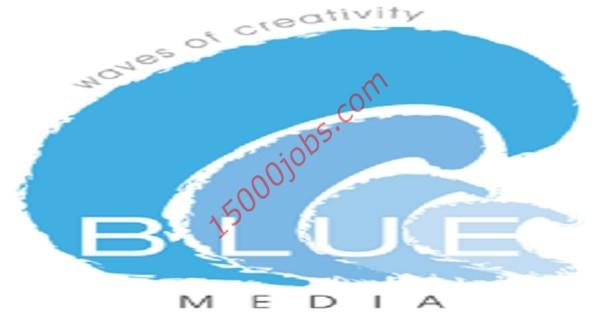 شركة بلو ميديا للدعاية بالكويت تطلب مصممي إعلانات