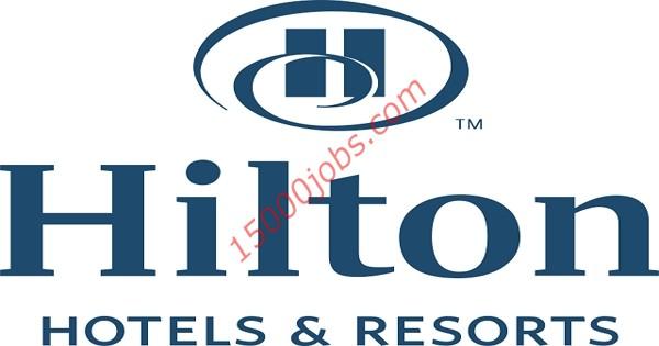 فنادق هيلتون تعلن عن شواغر وظيفية متنوعة بدولة قطر