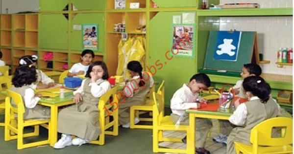 مطلوب معلمات للعمل في حضانة كبرى بمنطقة الفروانية