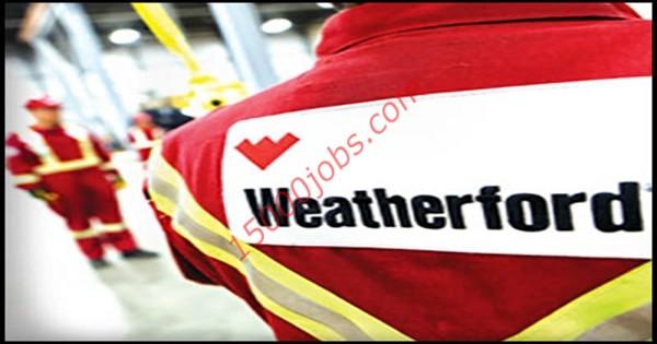 وظائف شركة ويذر فورد للبترول بالكويت لمختلف التخصصات