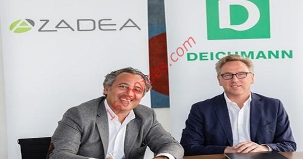 وظائف شركة Azadea في قطر لعدة تخصصات