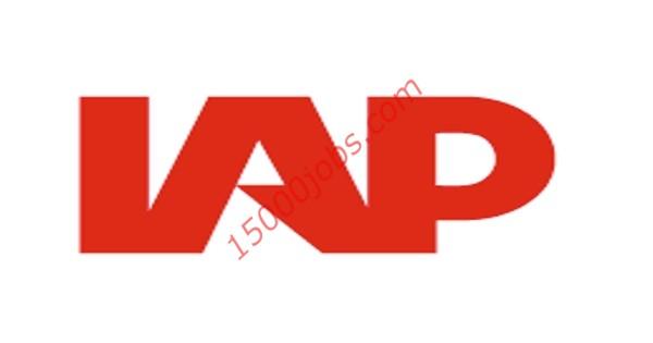 وظائف شركة IAP في الكويت لعدة تخصصات