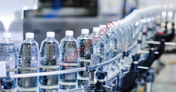 وظائف مبيعات بمصنع العربية للمياه المعدنية والتعبئة بقطر