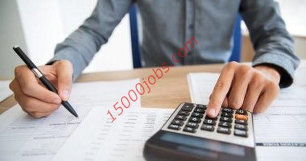 مطلوب محاسب ومساعد محاسب لشركة كبرى بالامارات