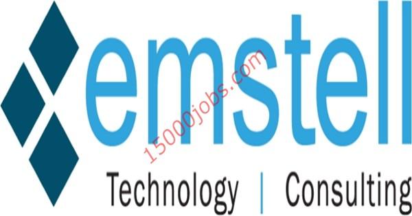 شركة Emstell للتكنولوجيا تطلب تعيين مصممين ويب وتطبيقات