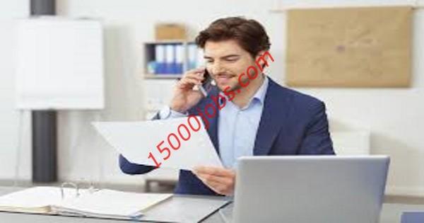 مطلوب إداريين للعمل في مكتب مقاولات بالبحرين