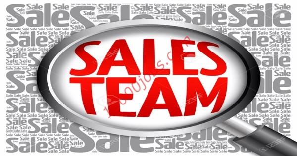 مطلوب فريق مبيعات من الجنسين لشركة الكترونيات بالكويت