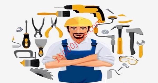 مجموعة شركات مرموقة بالكويت تعلن عن وظائف شاغرة للفنيين