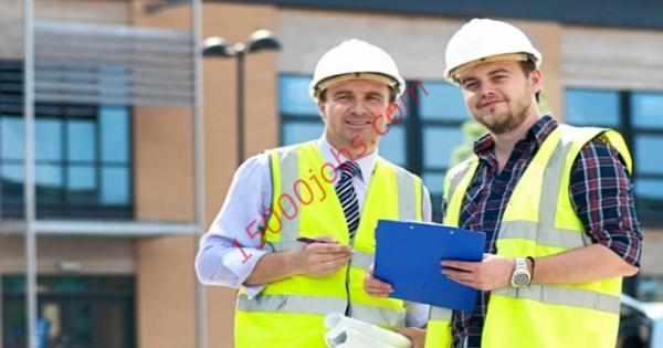 مطلوب مهندسين مدنيين ومهندسين إنشاءات لشركة مقاولات بحرينية