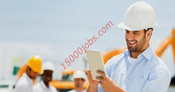 وظائف شركة مقاولات نفط وغاز رائدة بالبحرين لمختلف التخصصات