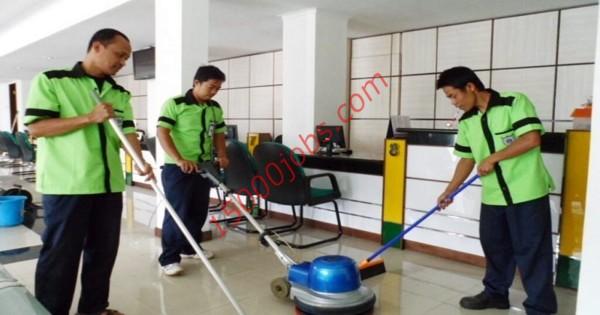 مطلوب موظفي خدمات وعمال نظافة لشركة تنظيف بالبحرين