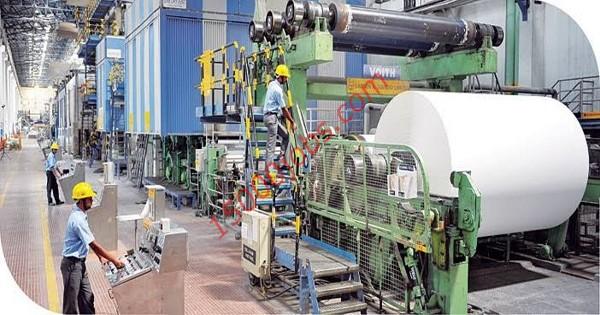 وظائف شركة صناعة ورق وملصقات بقطر لعدة تخصصات