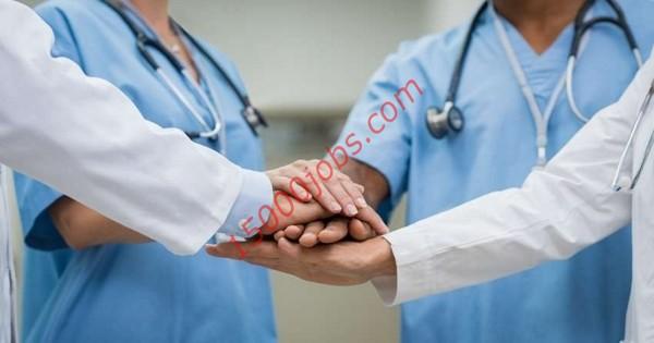وظائف وكالة رعاية صحية رائدة بالكويت لعدة تخصصات